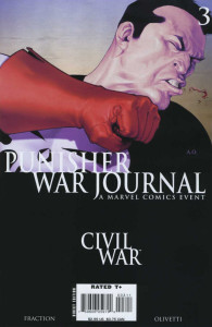 Punisher War Journal Vol 2 #3