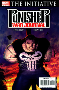 Punisher War Journal Vol 2 #6