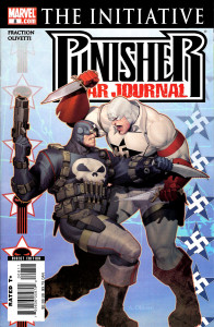 Punisher War Journal Vol 2 #8
