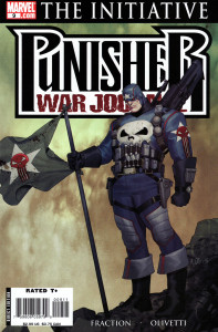 Punisher War Journal Vol 2 #9