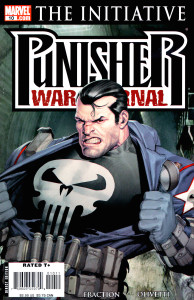 Punisher War Journal Vol 2 #10