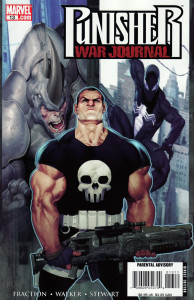 Punisher War Journal Vol 2 #13