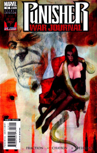 Punisher War Journal Vol 2 #16