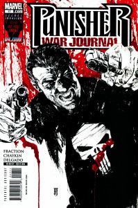 Punisher War Journal Vol 2 #17