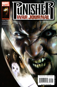 Punisher War Journal Vol 2 #18