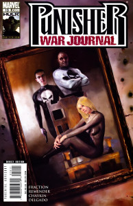 Punisher War Journal Vol 2 #19
