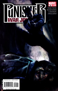 Punisher War Journal Vol 2 #22