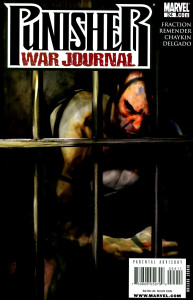 Punisher War Journal Vol 2 #24