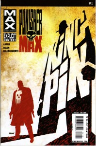 Punisher MAX #1 a