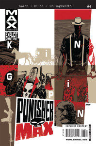 Punisher MAX #4