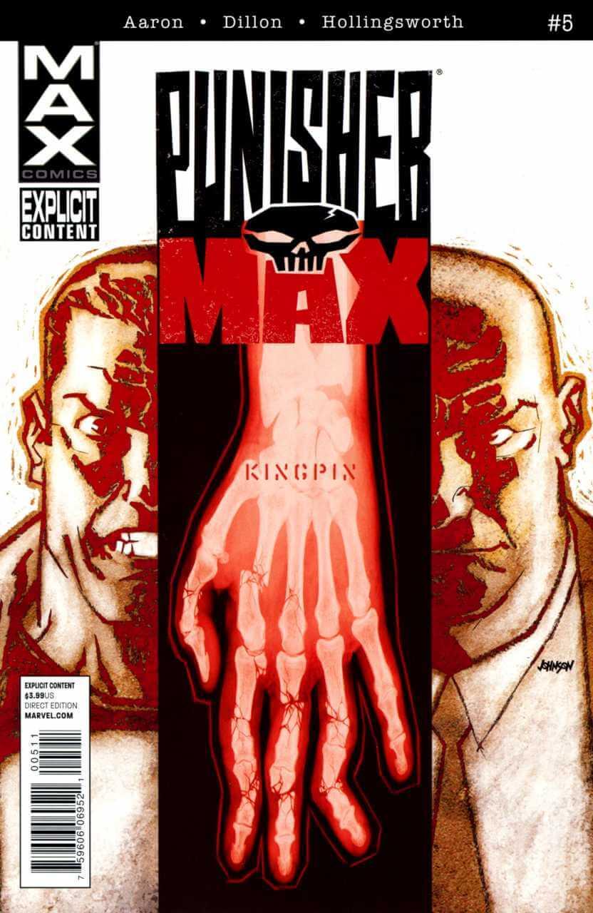 Punisher MAX #5