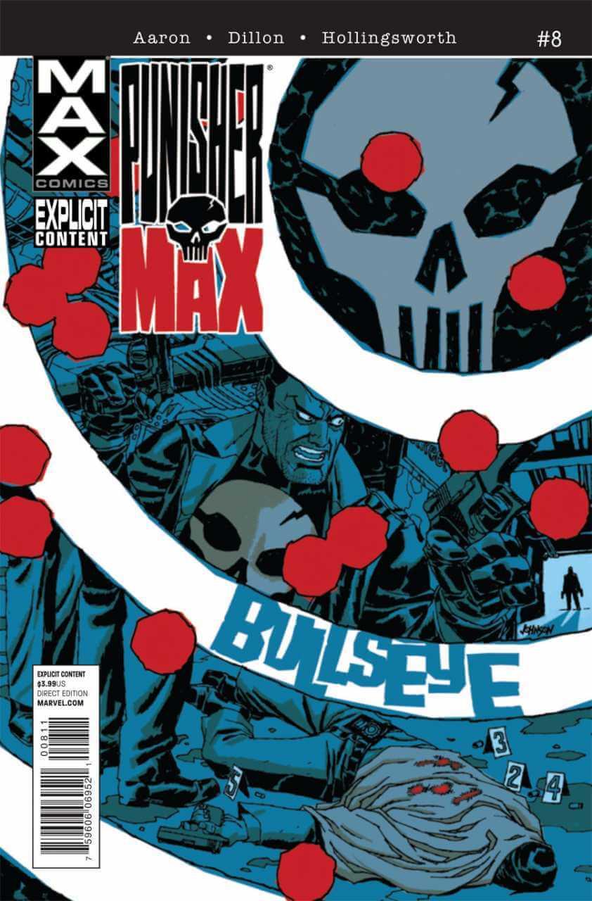 Punisher MAX #8