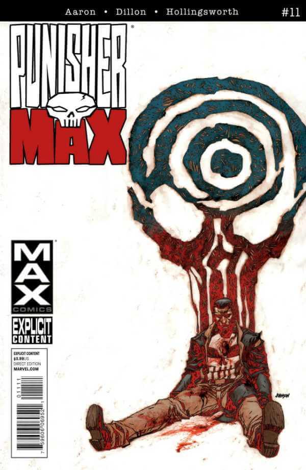 Punisher MAX #11