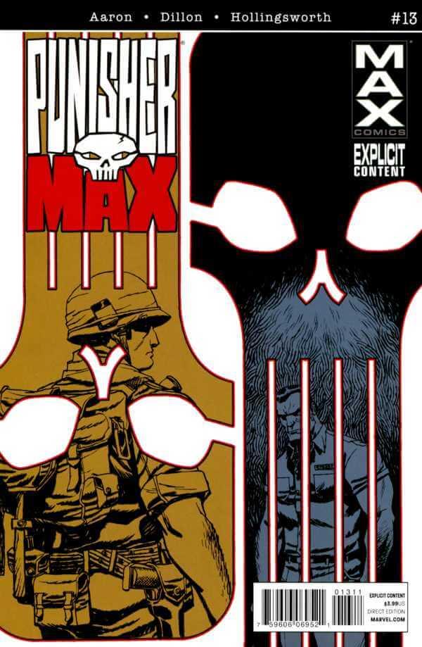 Punisher MAX #13