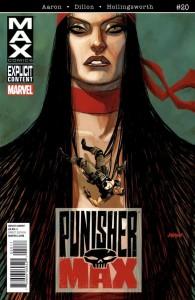 Punisher MAX #20