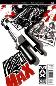 Punisher MAX #21