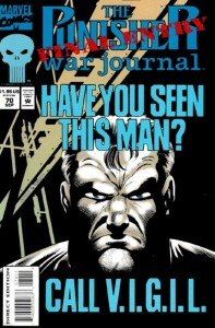 Punisher War Journal Vol 1 #70