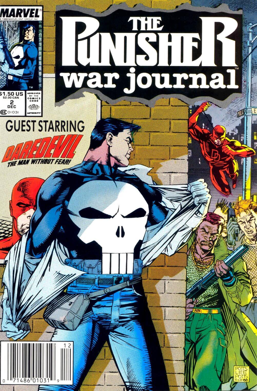 Punisher War Journal Vol 1 #2
