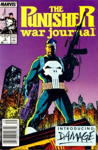 Punisher War Journal Vol 1 #8