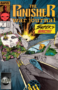 Punisher War Journal Vol 1 #10