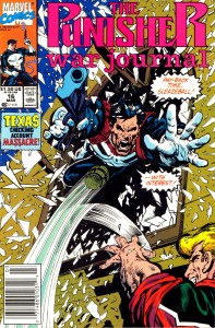 Punisher War Journal Vol 1 #16