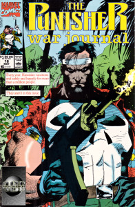 Punisher War Journal Vol 1 #18