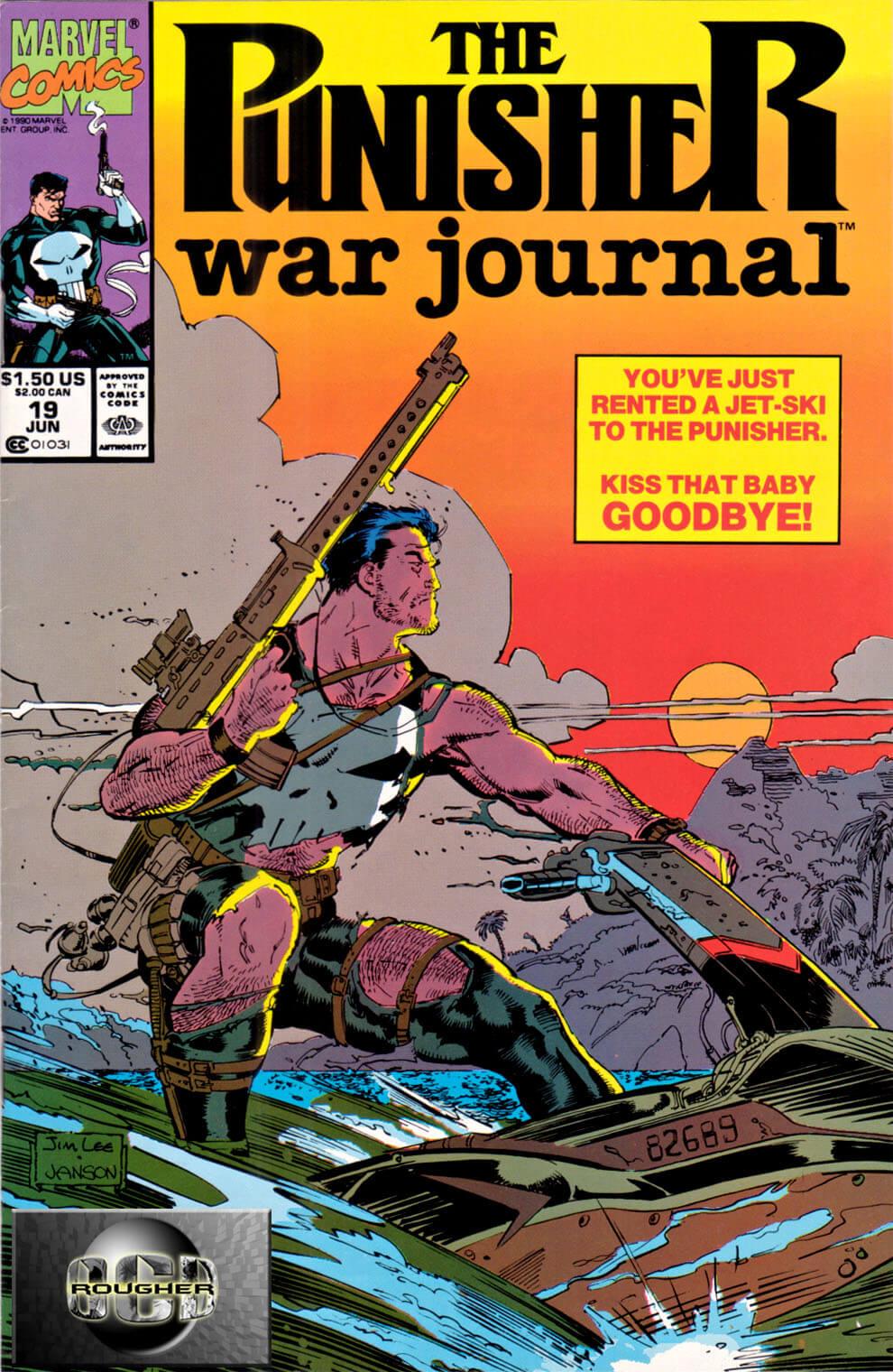 Punisher War Journal Vol 1 #19