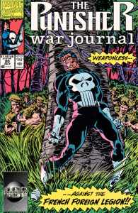 Punisher War Journal Vol 1 #20