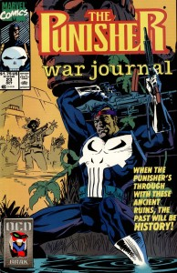 Punisher War Journal Vol 1 #23