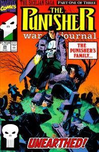 Punisher War Journal Vol 1 #25