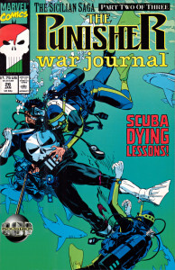 Punisher War Journal Vol 1 #26