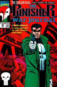 Punisher War Journal Vol 1 #27
