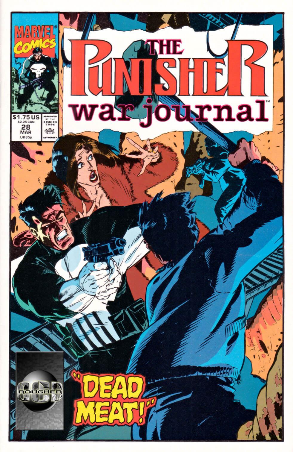 Punisher War Journal Vol 1 #28