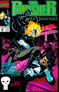 Punisher War Journal Vol 1 #29