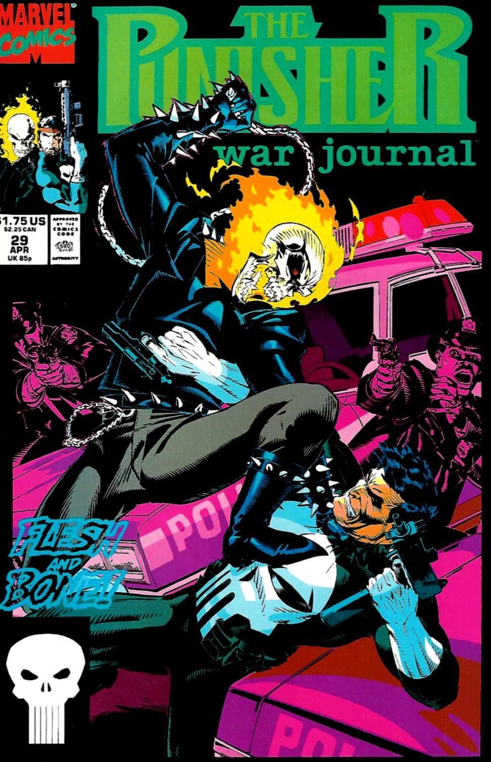 Punisher War Journal Vol 1 #29