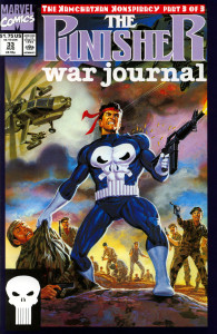 Punisher War Journal Vol 1 #33