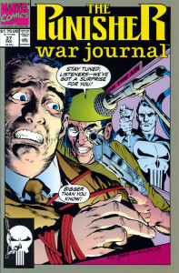 Punisher War Journal Vol 1 #37