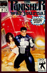 Punisher War Journal Vol 1 #40