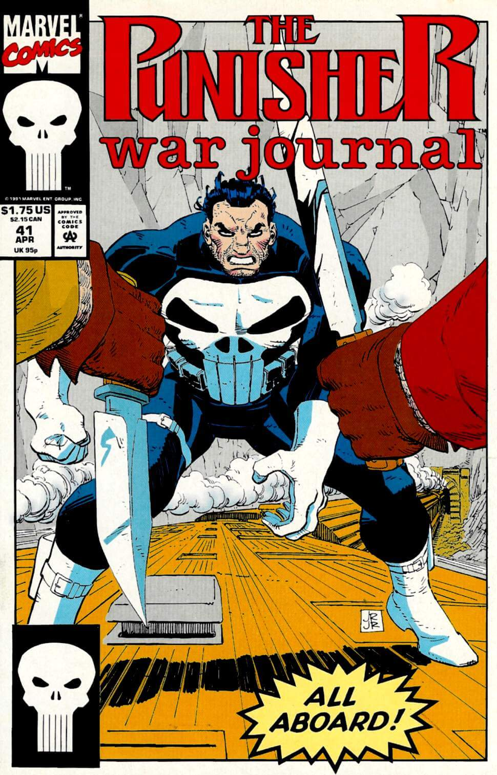 Punisher War Journal Vol 1 #41