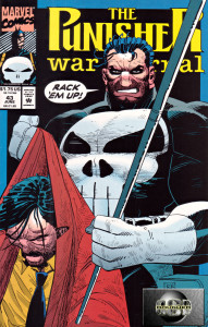 Punisher War Journal Vol 1 #43