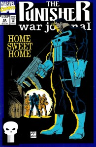Punisher War Journal Vol 1 #44