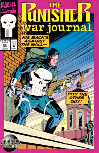 Punisher War Journal Vol 1 #48