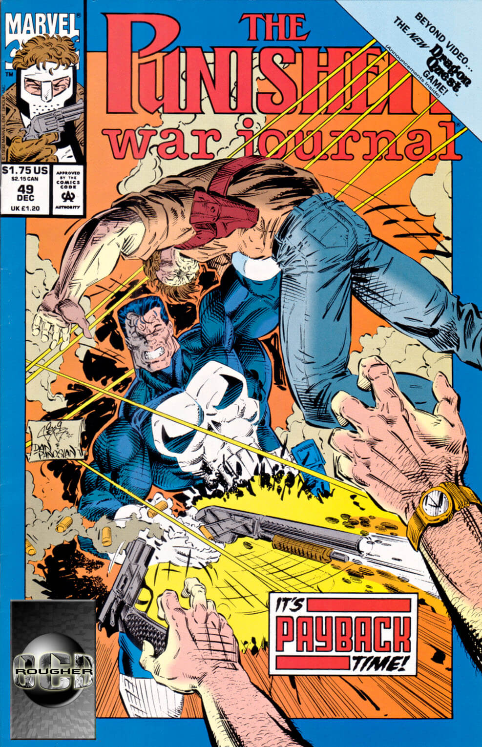 Punisher War Journal Vol 1 #49