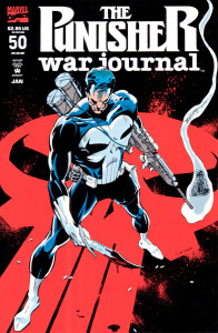 Punisher War Journal Vol 1 #50