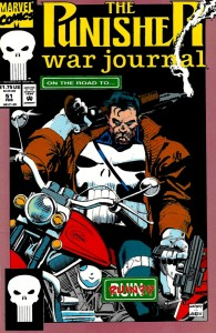 Punisher War Journal Vol 1 #51