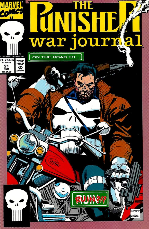 Punisher War Journal Vol 1 #51
