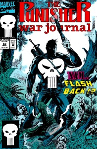 Punisher War Journal Vol 1 #52