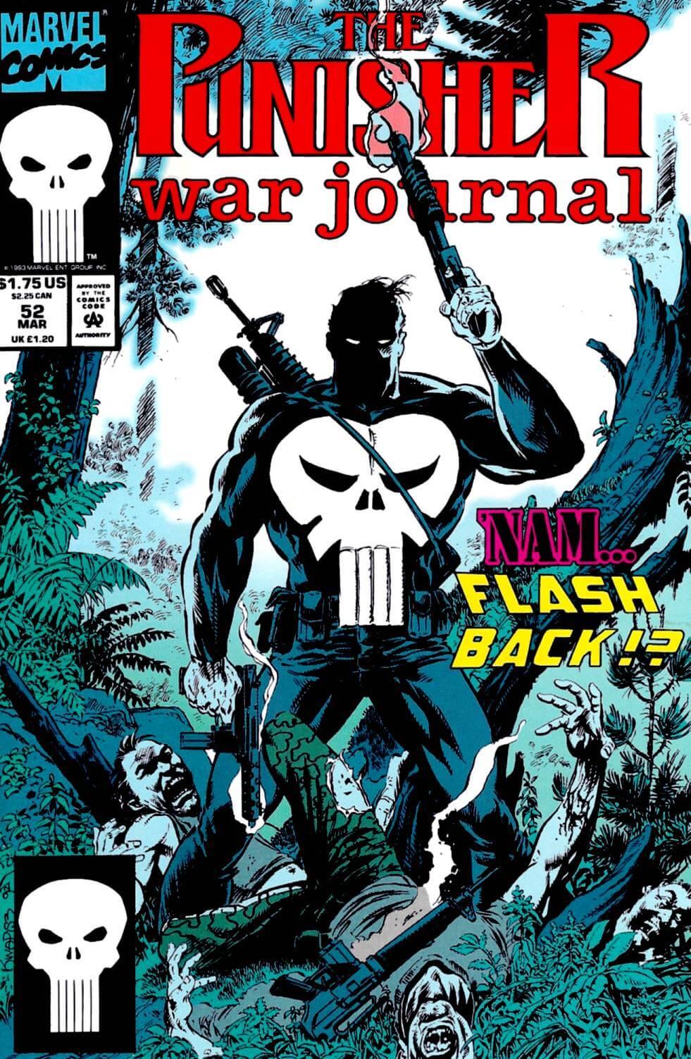 Punisher War Journal Vol 1 #52