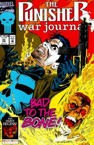 Punisher War Journal Vol 1 #55
