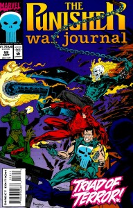 Punisher War Journal Vol 1 #58